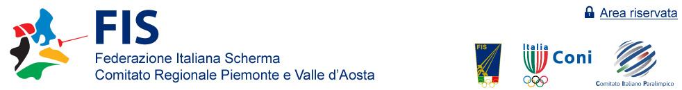 Federazione Italiana Scherma Calendario Gare.Comitato Regionale Piemonte E Valle D Aosta